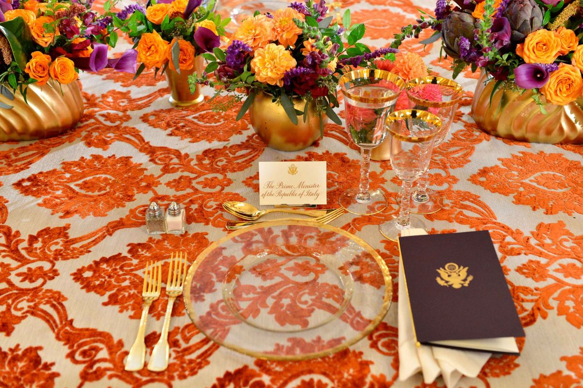 Things You Should Know About Italian Table Linens | Table Covers Depot