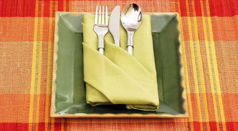 Easy Napkin Folding Ideas With Step By Step | Table Covers Depot