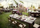 outdoor wedding decoration ideas wedding table settings white wedding table seating plan