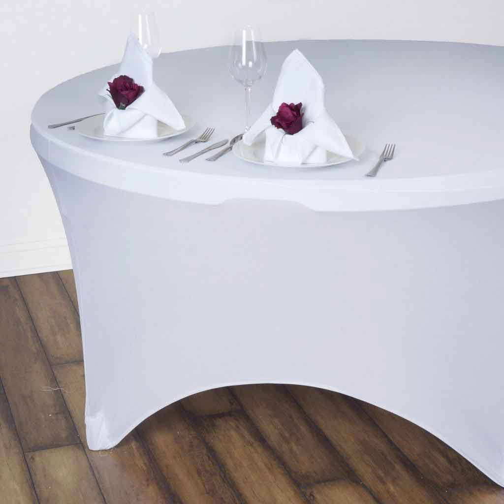 Get to Know How to Choose the Best Round Wedding Tablecloths   Table Covers Depot