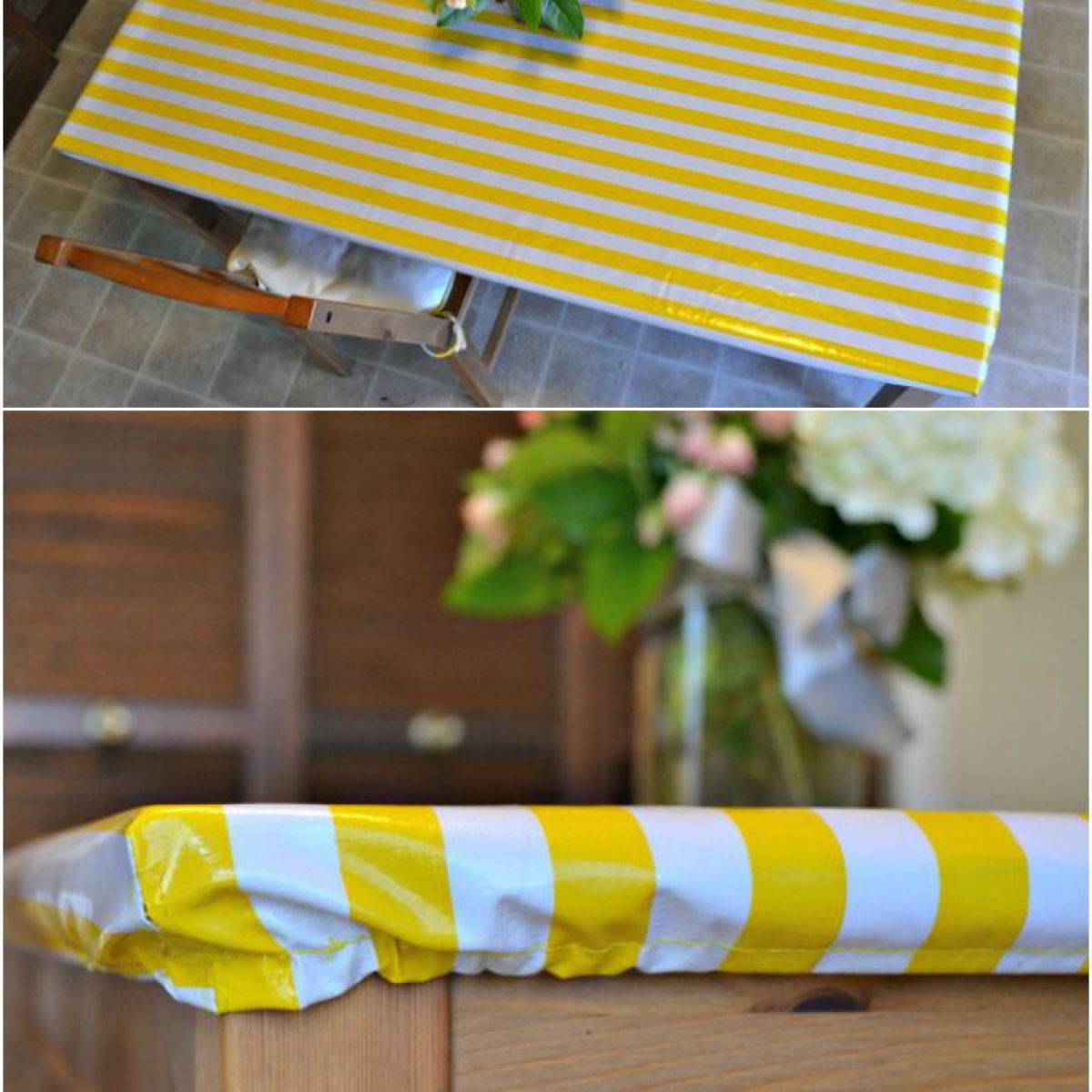Easy And Simple How To Make A Rectangular Elasticized Table Cover | Table Covers Depot