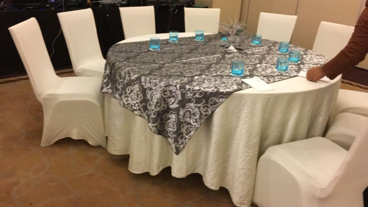 Table Linen Rental: Things to Consider Before Rent Tablecloth for Party | Table Covers Depot