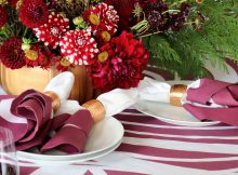 Check Out 5 Creative Way to Decorate Holiday Table Linens | Table Covers Depot