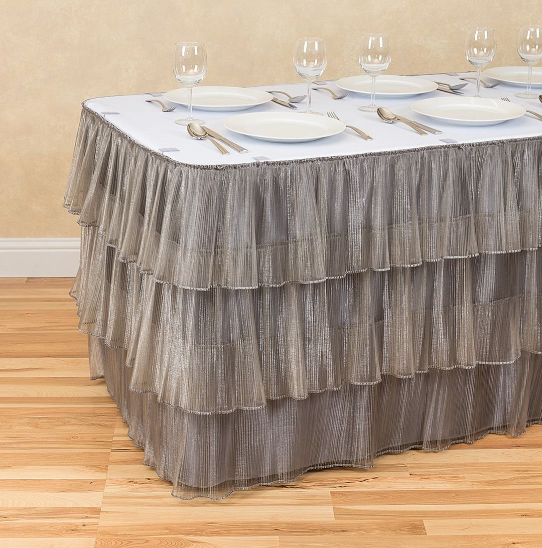 Five Wedding Table Cover Ideas To Perfect Your Special Day | Table Covers Depot