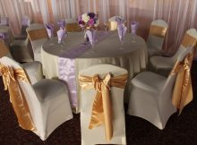 Decorative Party Table Cloth Material Options to Choose From | Table Covers Depot