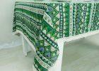 Cheap Custom Tablecloths With Logo for Rectangular Table