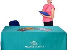 Company Tablecloth With Logo Company Manta
