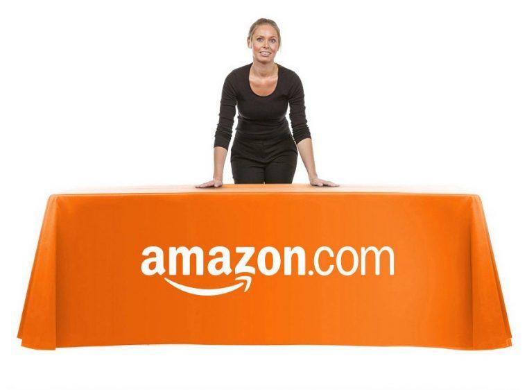 Company Tablecloth With Logo Company Rental