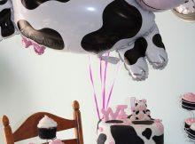 Cow Print Tablecloth Canada