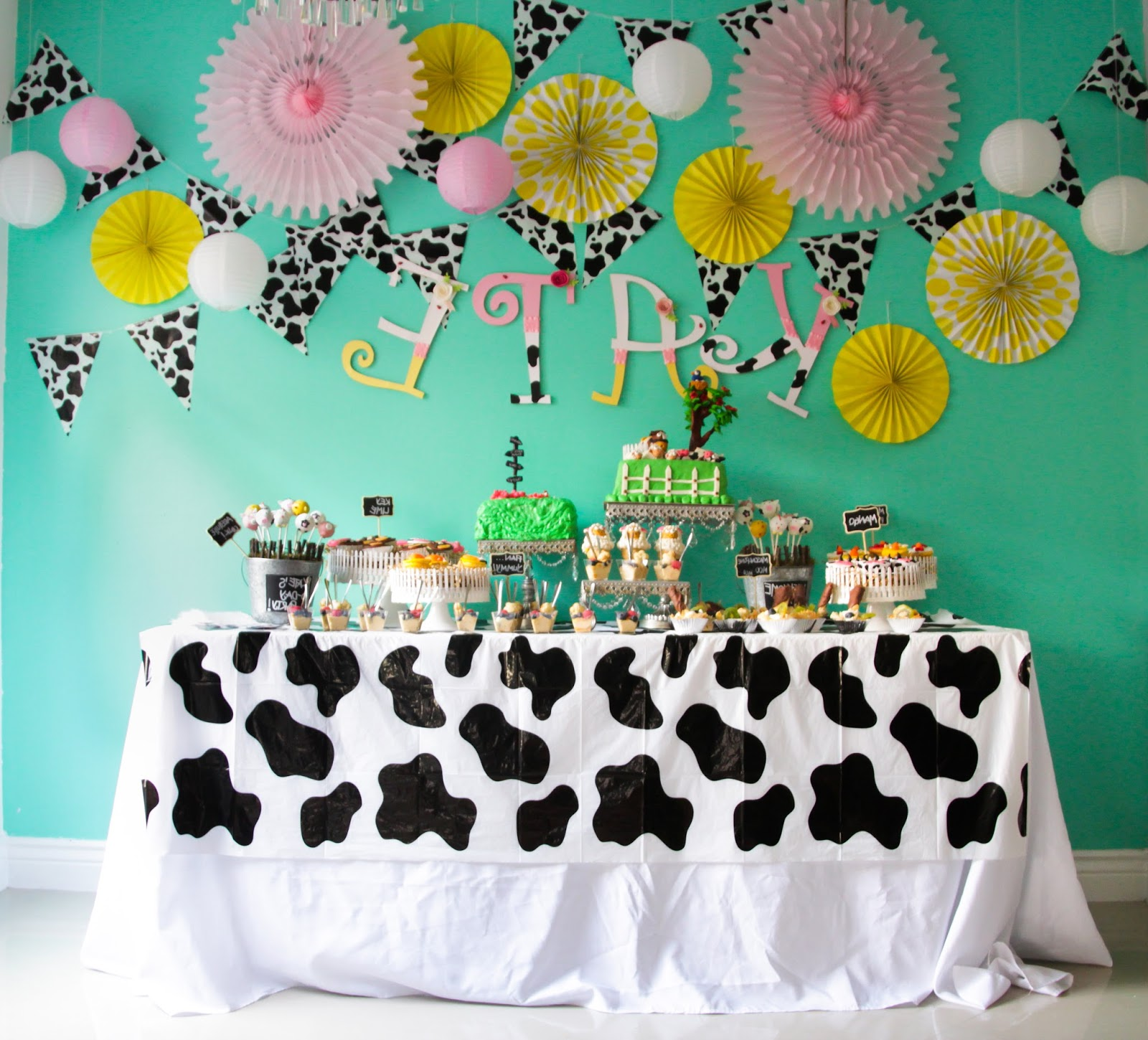 Cow Print Tablecloth Cover Plastic Table Covers Depot