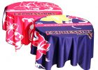 Custom Printed Tablecloths Round Table Canada
