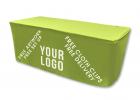 Custom Tablecloth With Logo Company