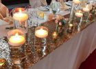 Gold Runners For Tables for Wedding Tables Rent
