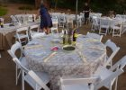 Lace Tablecloths For Weddings 90 Inch Round for Rentals
