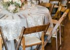 Lace Tablecloths For Weddings Round for Rentals