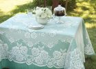 Lace Tablecloths For Weddings UK
