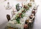 Lace Tablecloths For Weddings White for Rentals