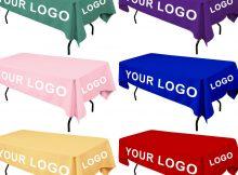 Logo Tablecloths