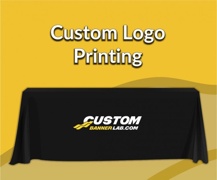 Logo Tablecloths Custom Dallas Tx