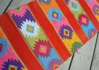 Mexican Serape Table Runner Fiesta