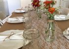 Paper Tablecloths For Weddings Golden