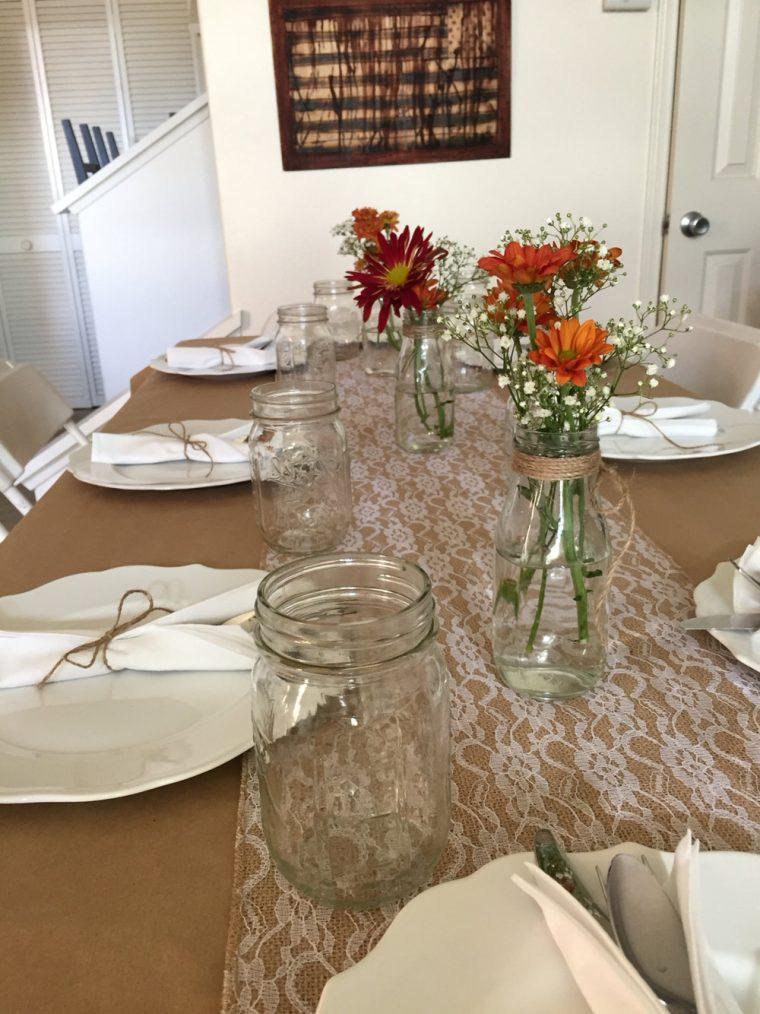 Paper Tablecloths For Weddings Golden
