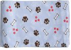 Paw Print Tablecloth UK