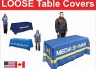 Printed Tablecloths For Trade Shows Canada