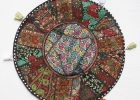 Round Decorator Table Covers Decor