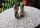 Round Decorator Table Covers Design