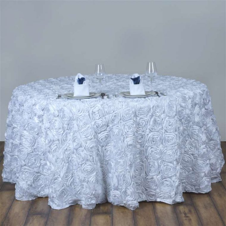 Round Decorator Table Covers To Beautify Your Party | Table Covers Depot