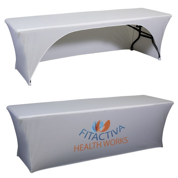 Tablecloths With Logo Promotional Tradeshow