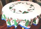 Tablecloths: New Christmas Tablecloths Oval Oval Christmas