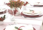 table : Thanksgiving Tablecloth Pottery Barn Wonderful Red Table ..