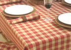 White Oval Tablecloths 60 X 120   Table Designs | White Oval Tablecloths 60 X 120