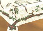 Amazon.com: Lenox Holiday Nouveau Christmas Tablecloth ~ 60 x 84 ..