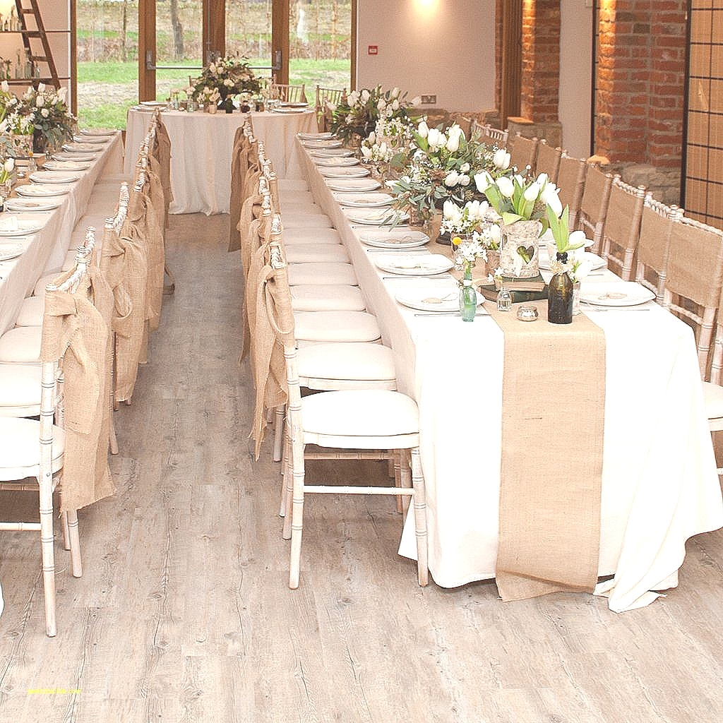 White Tablecloth with Burlap Runner: Problems and How to Solve Them | Table Covers Depot