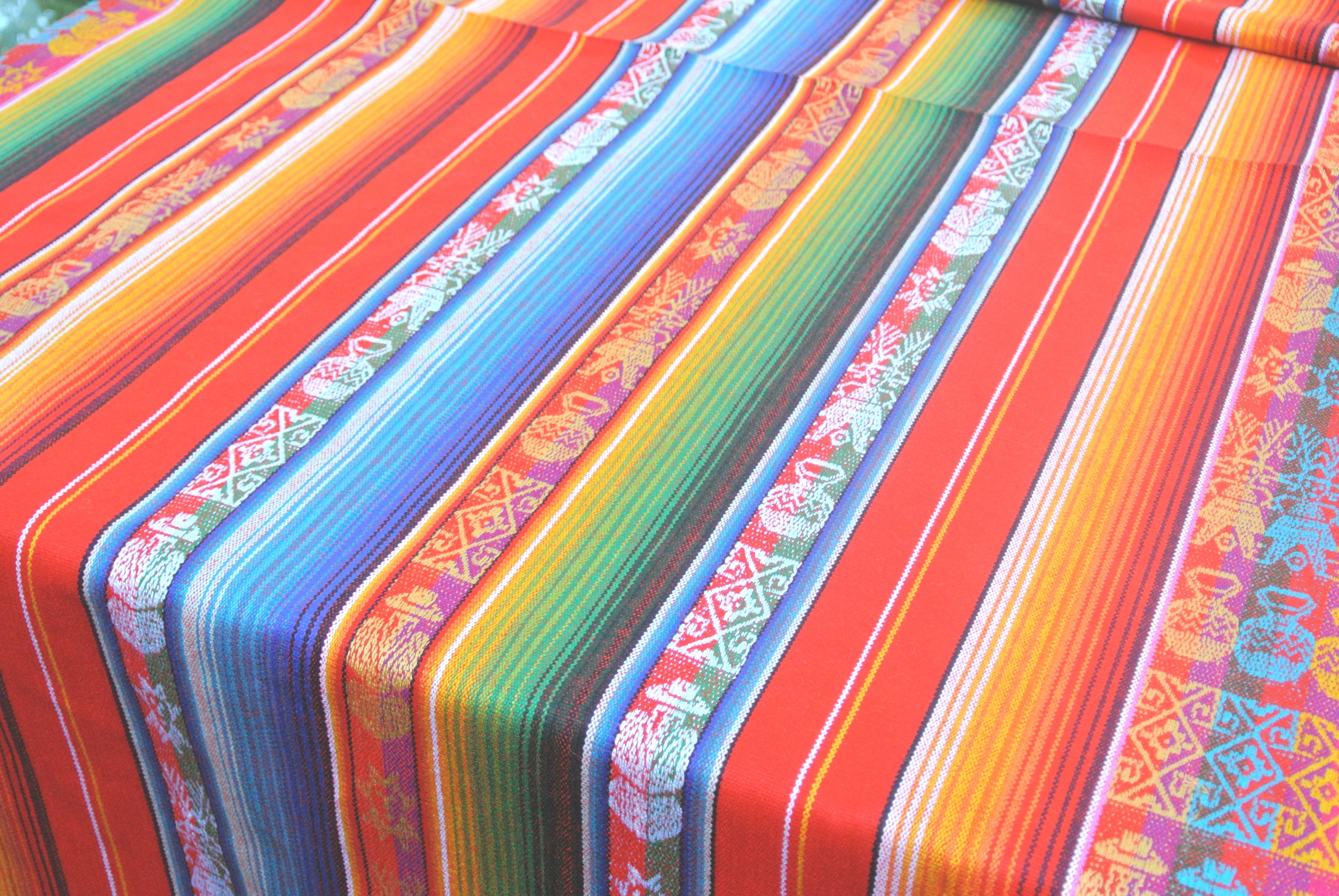 fiesta table linens | mexican Cloth - Google Search | Mexico | Pinterest | Dinnerware | fiesta table linens