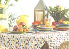 Fiesta Dash Microfiber Indoor / Outdoor Polyester Fabric 70