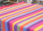 Colorful Cotton Tablecloths and Napkins from Patzcuaro | Zinnia ..