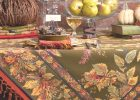 Falling Leaves Tablecloth | Shop All Collections, Table Linens ..