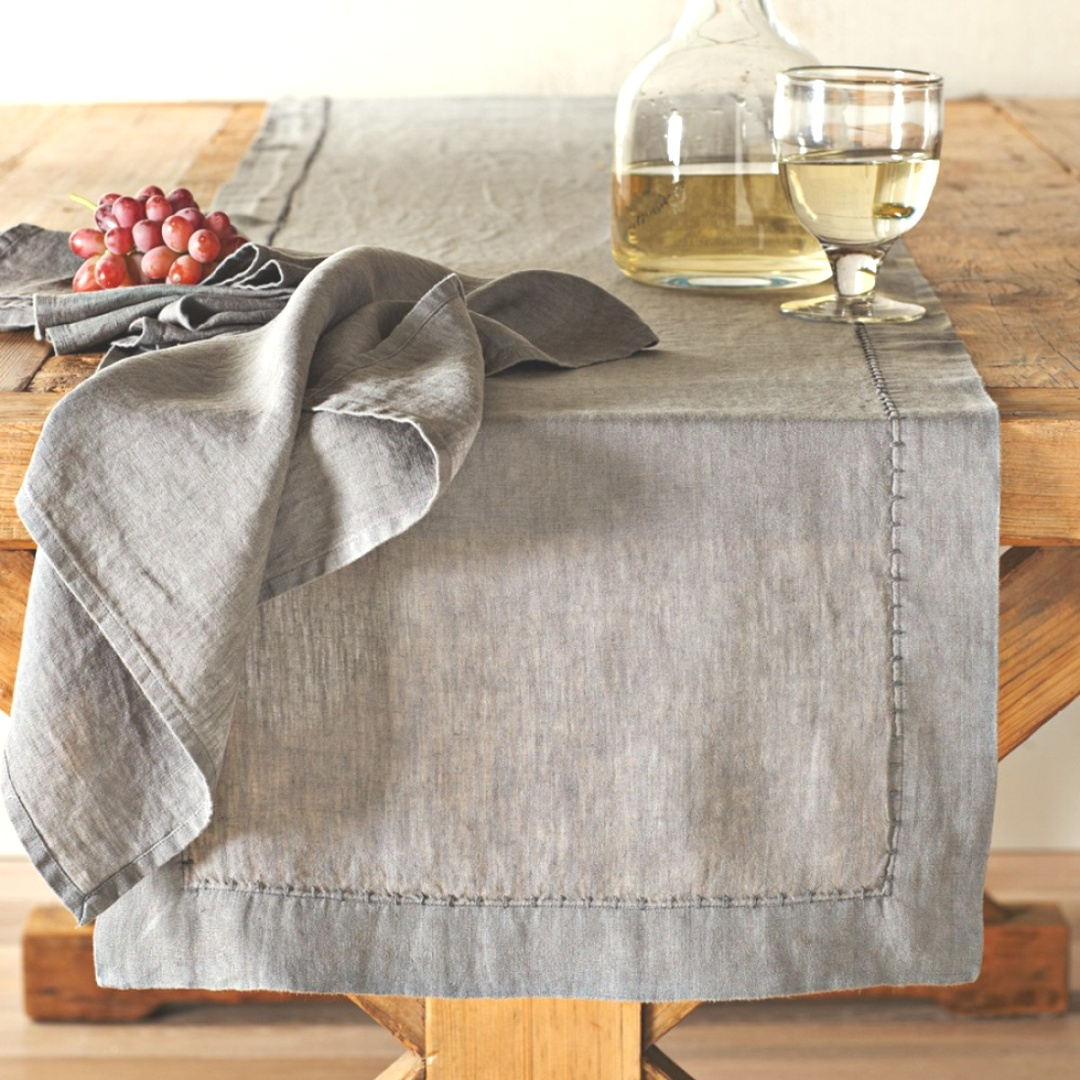 linen runners for tables | Linen Table Runners Color - Thediapercake Home Trend | linen runners for tables