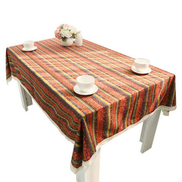 Coffee Table Cover-bohemia-coffee-table-cloth-tablecloth
