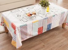 Coffee Table Cover-coffee-table-cloth-home-design-coffee-table-cloth