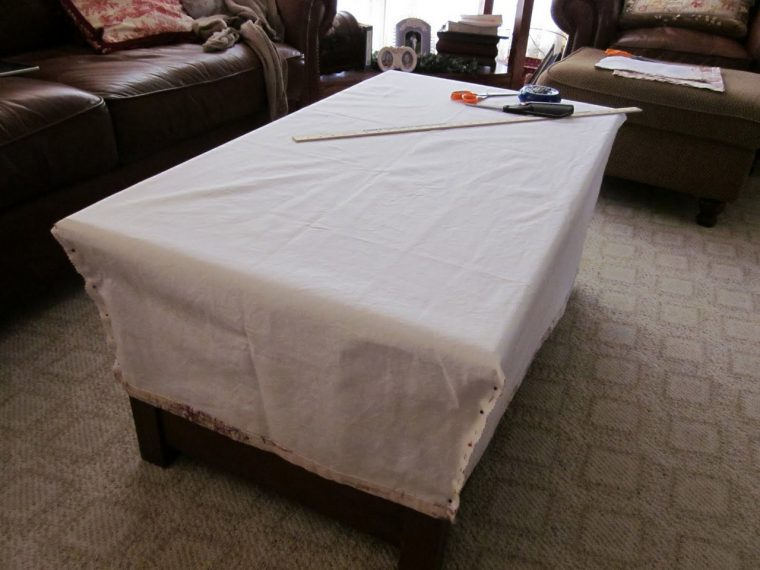 coffee+table+slip+cover+Coffee Table Cover