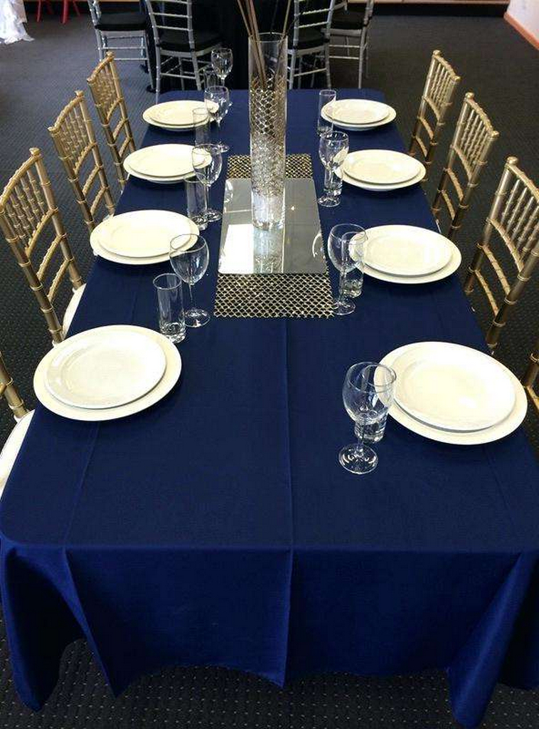 extra long tablecloth-navy-blue-table-covers-navy-blue-table-navy-blue-plastic-tablecloth-roll