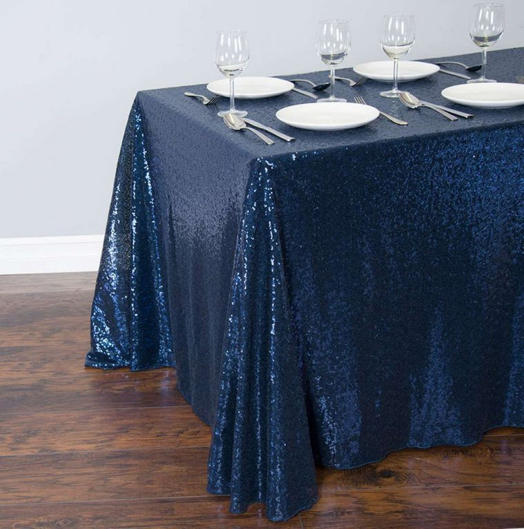 extra long tablecloth-navy-blue-tablecloths-to-complete-rectangle-oblong-at-linen-tablecloth-round-plastic-as-your-home-improvement