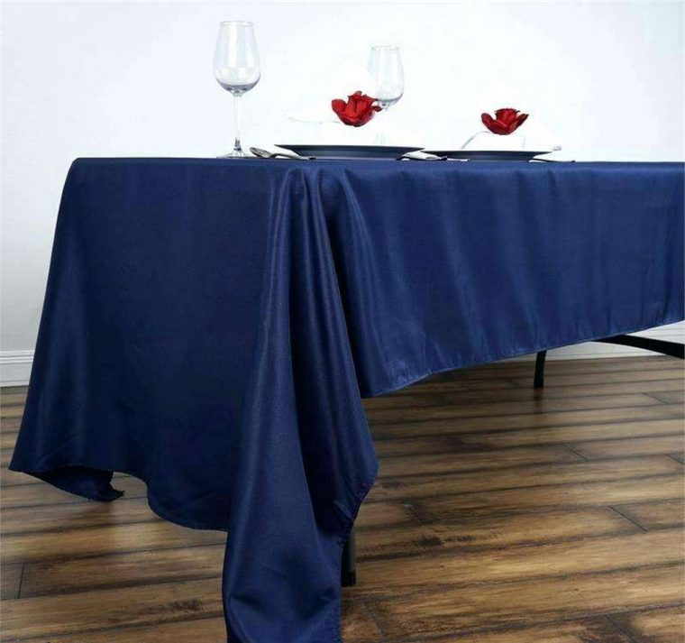 navy blue plastic tablecloth-navy-blue-wholesale-polyester-banquet-linen-wedding-party-restaurant-tablecloth-extra long tablecloth