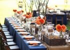 navy blue plastic tablecloth runner inspiration extra long tablecloth