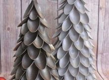 8 Tabletop Christmas Tree Ideas for Dining Room Table Decorations   Table Covers Depot